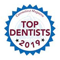 Top Dentist 2019 logo