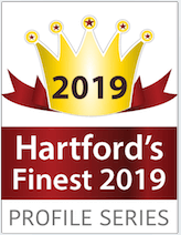hartford finest 2019 logo